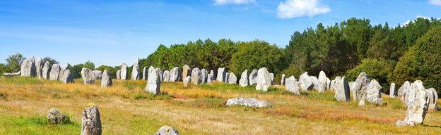 Menhire von Carnac, Morbihan